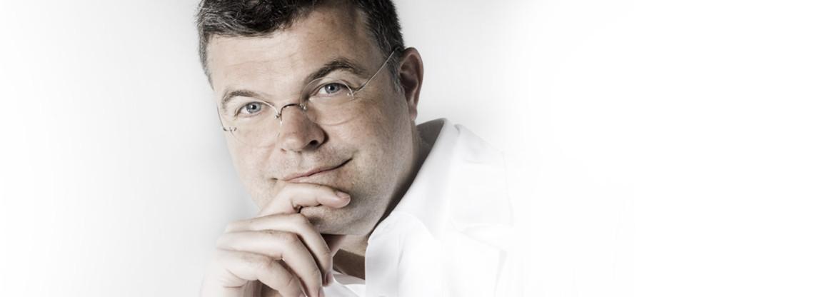 Neurochirurg Dr. Stefan Wolfsberger